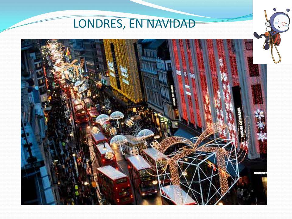 LONDRES, EN NAVIDAD