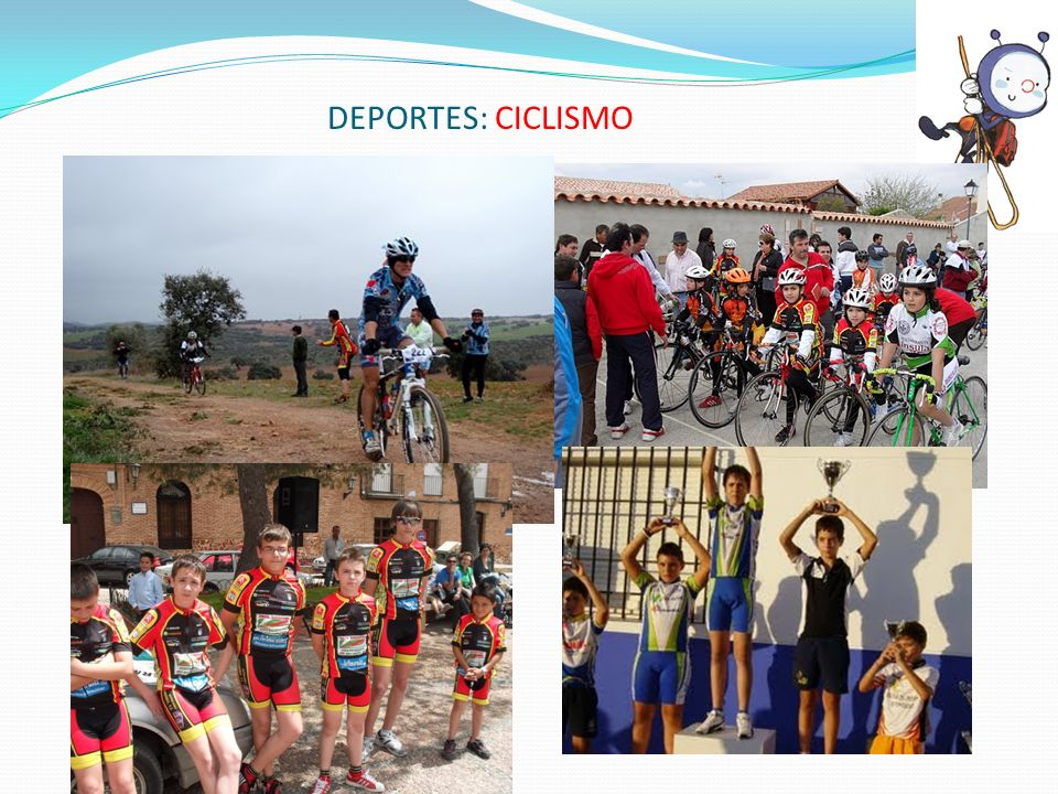 DEPORTES: CICLISMO