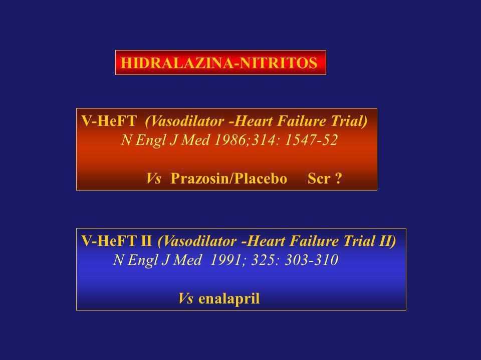 HIDRALAZINA-NITRITOS