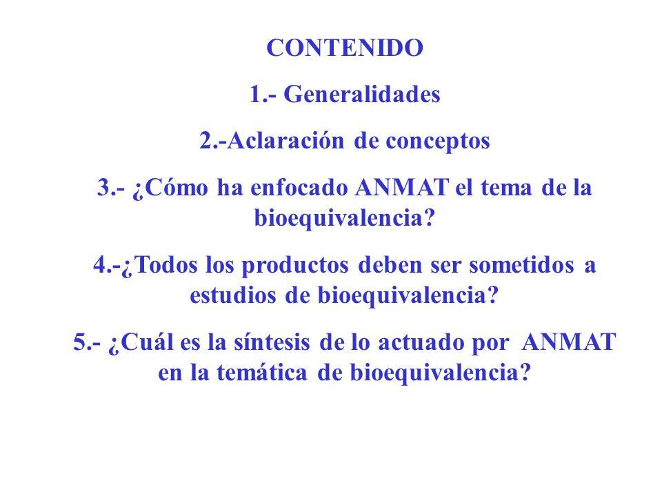 2.-Aclaración de conceptos