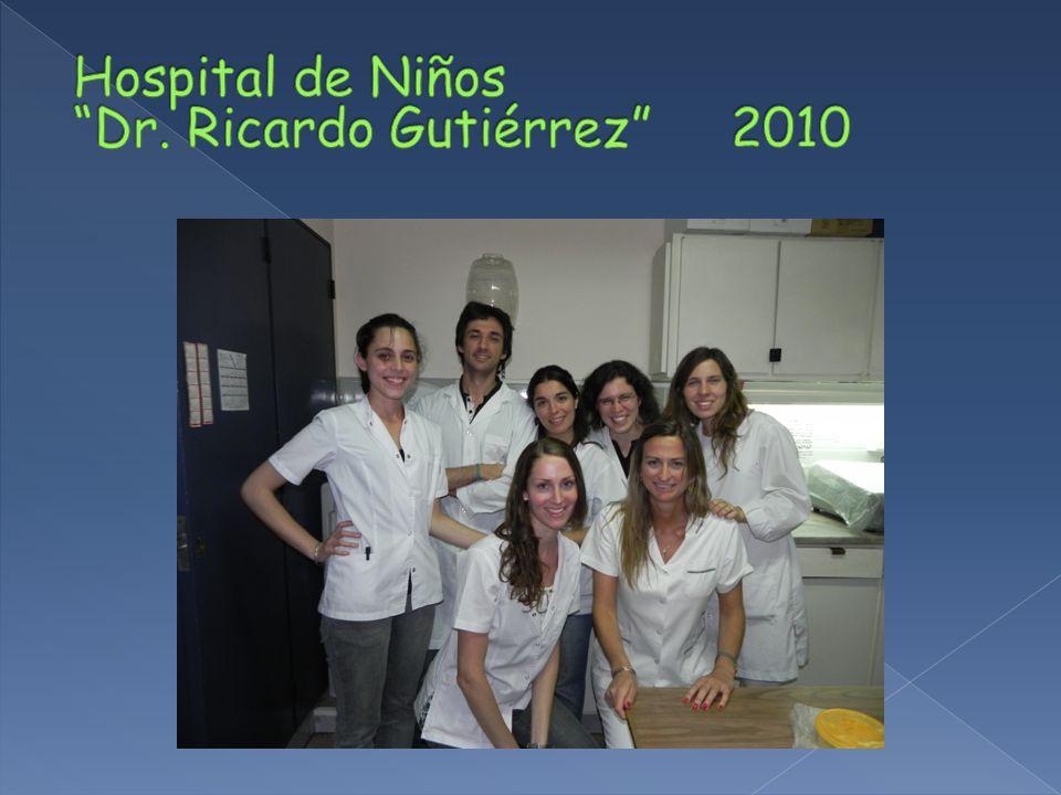 Hospital de Niños Dr. Ricardo Gutiérrez 2010