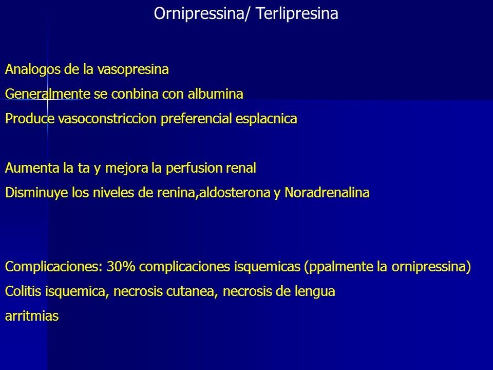 Ornipressina/ Terlipresina