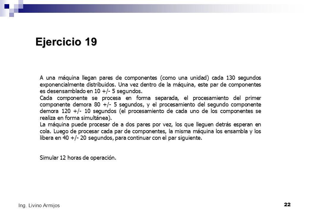 Ejercicio 19