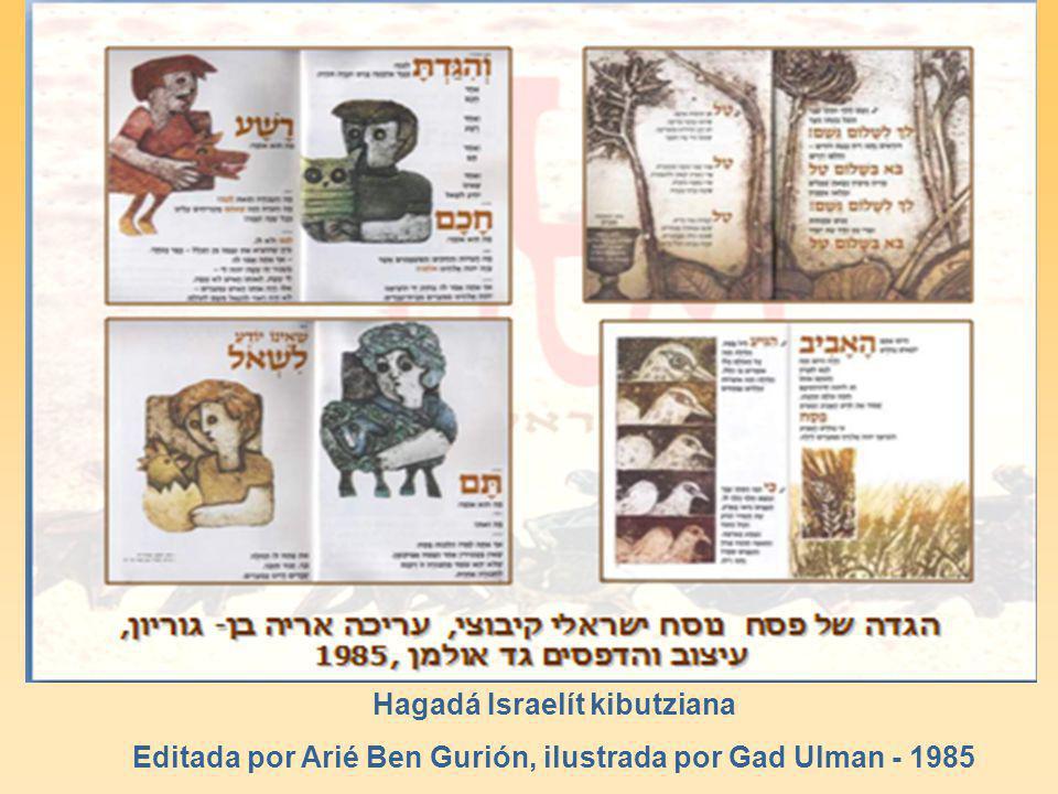 Hagadá Israelít kibutziana