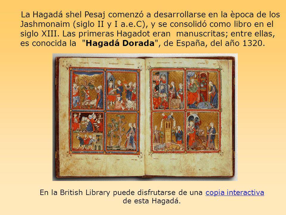 En la British Library puede disfrutarse de una copia interactiva