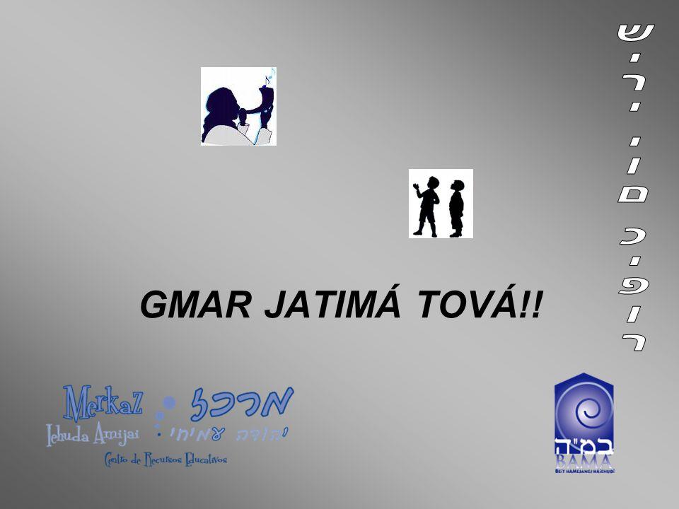 GMAR JATIMÁ TOVÁ!! שירי יום כיפור