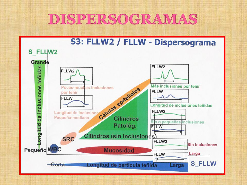 DISPERSOGRAMAS