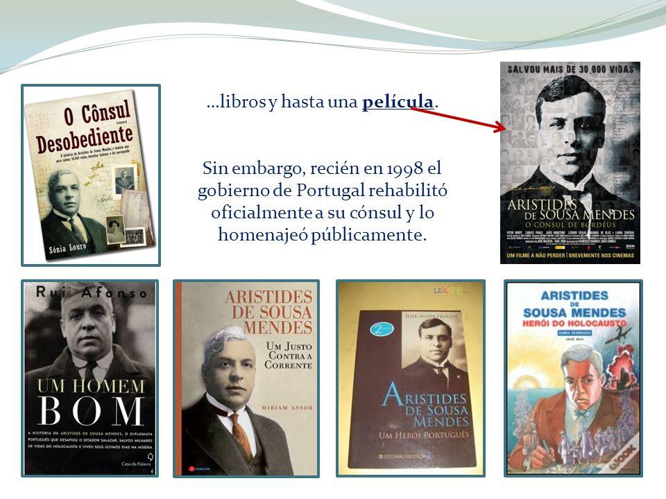 …libros y hasta una película.