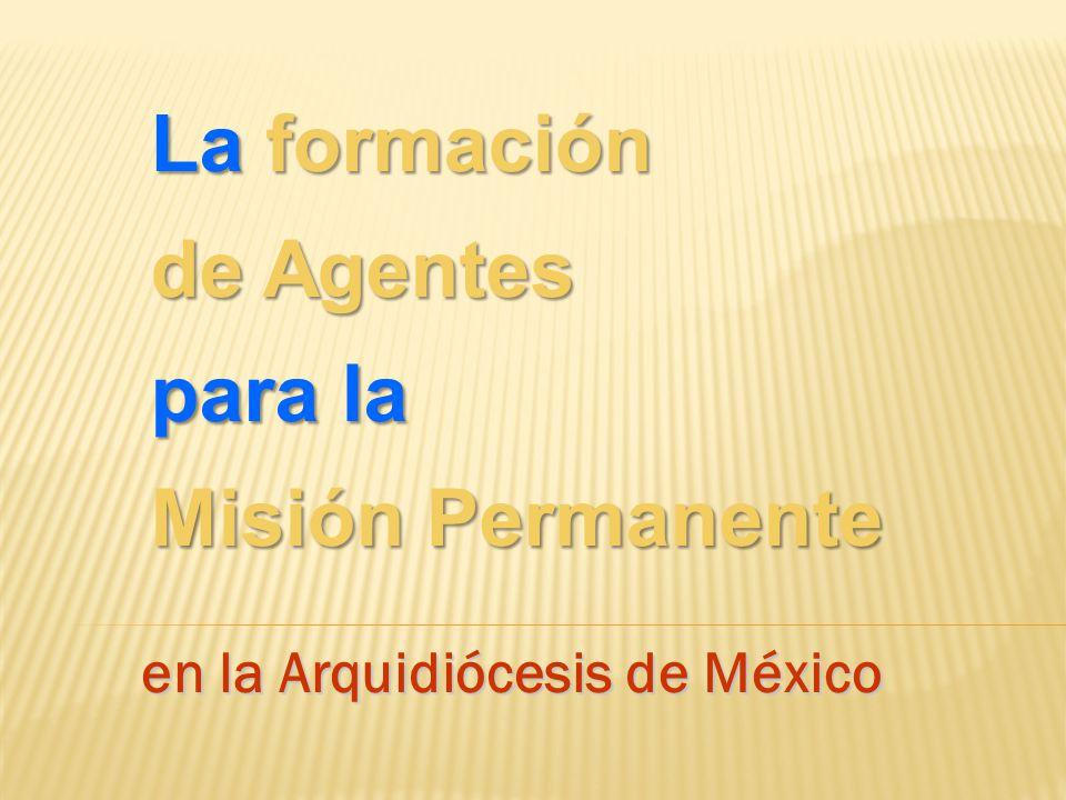 en la Arquidiócesis de México