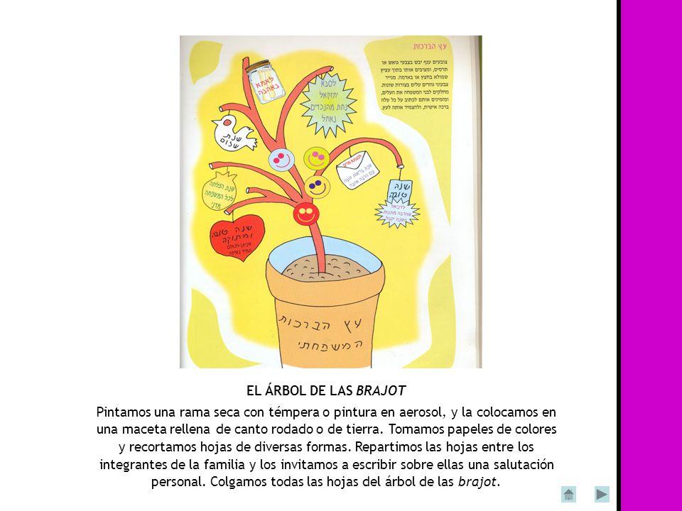 EL ÁRBOL DE LAS BRAJOT