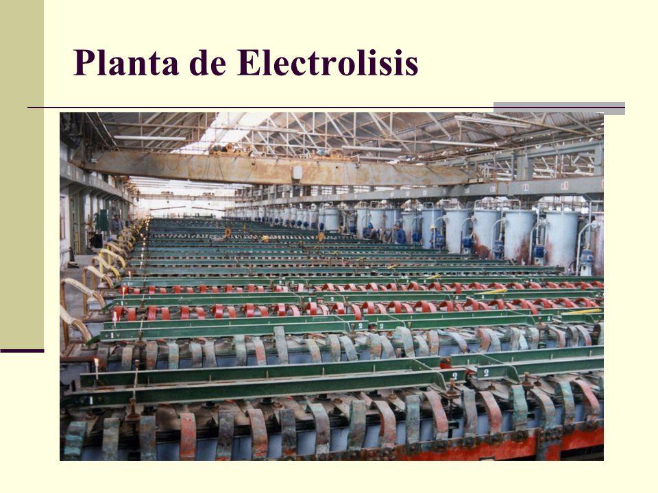 Planta de Electrolisis
