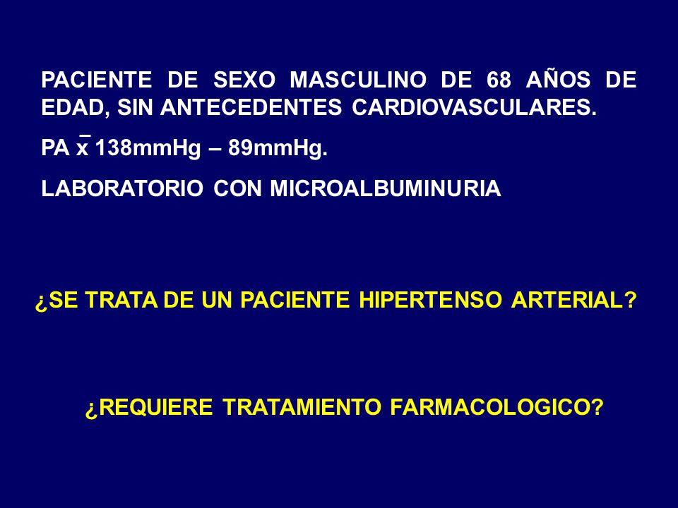 LABORATORIO CON MICROALBUMINURIA