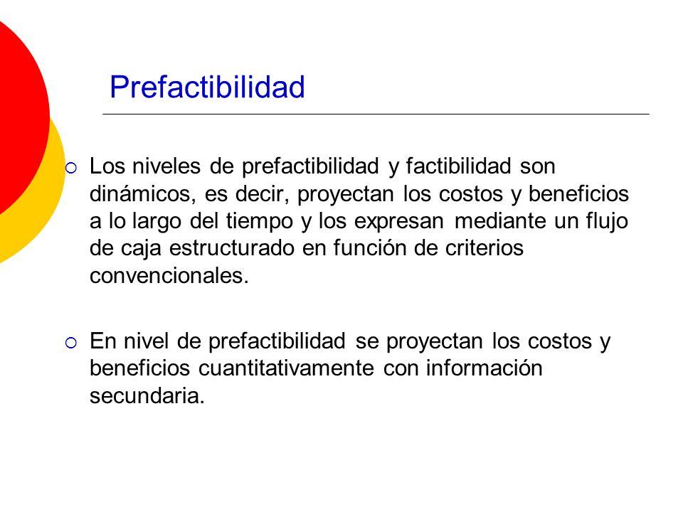 Prefactibilidad
