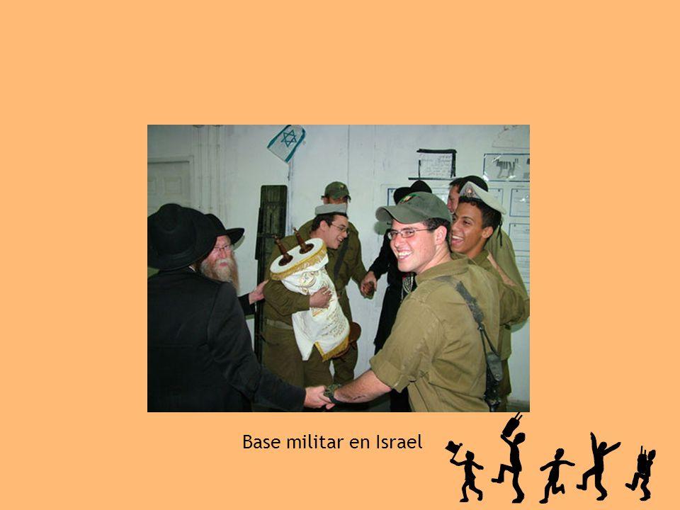 Base militar en Israel