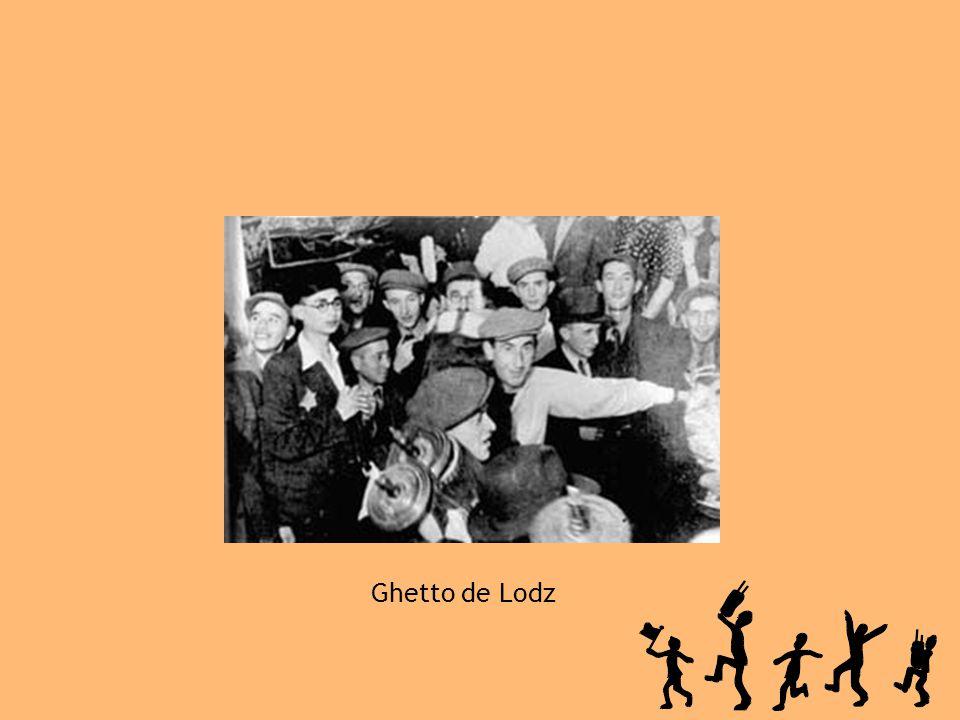 Ghetto de Lodz