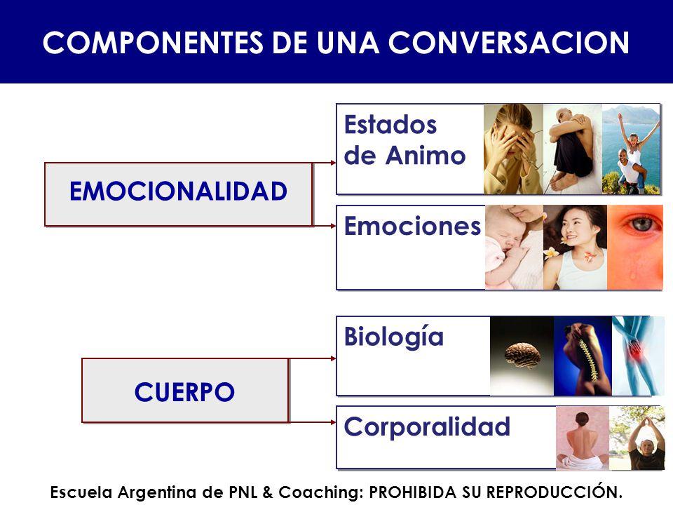 COMPONENTES DE UNA CONVERSACION