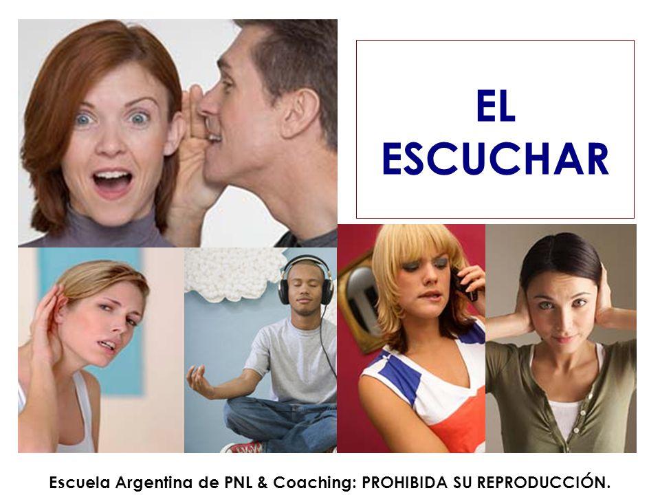 Escuela Argentina de PNL & Coaching: Prohibida su reproducción.