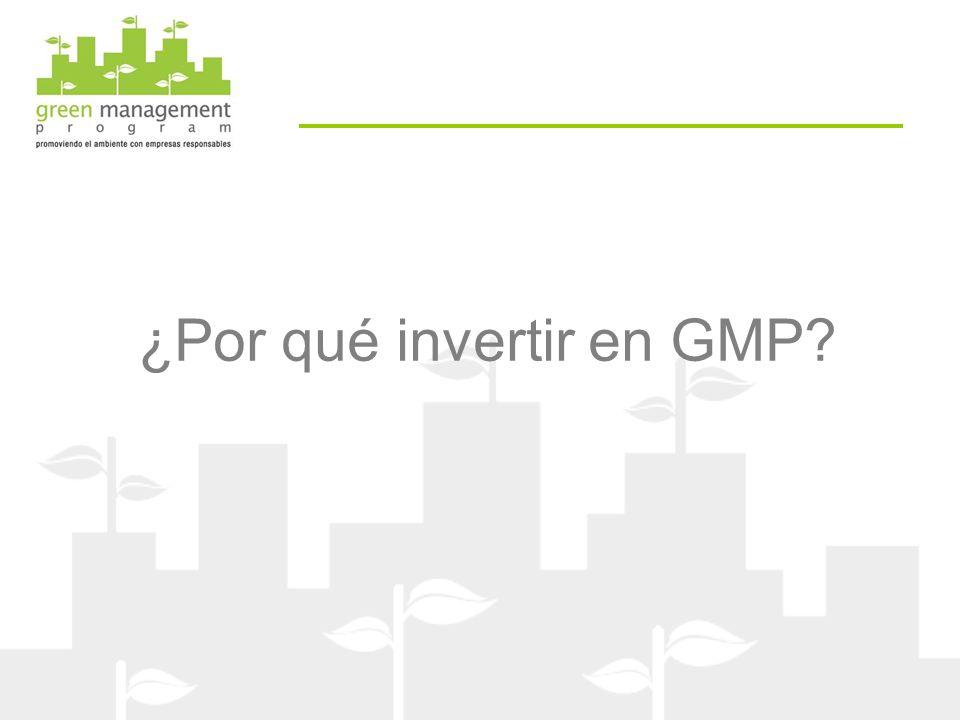 ¿Por qué invertir en GMP