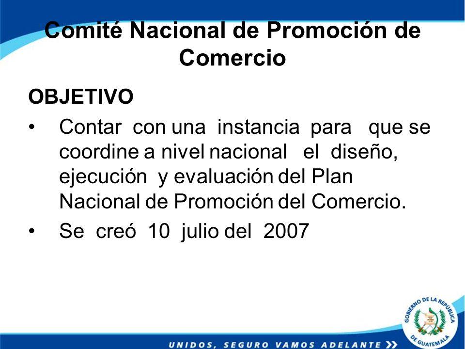 Comité Nacional de Promoción de Comercio