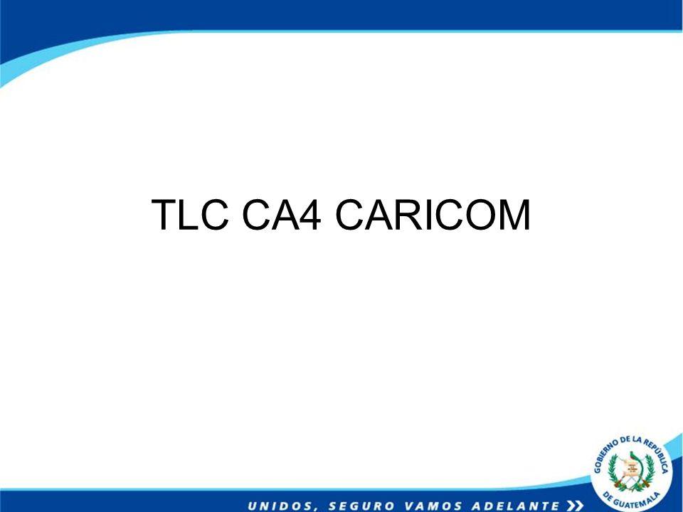 TLC CA4 CARICOM