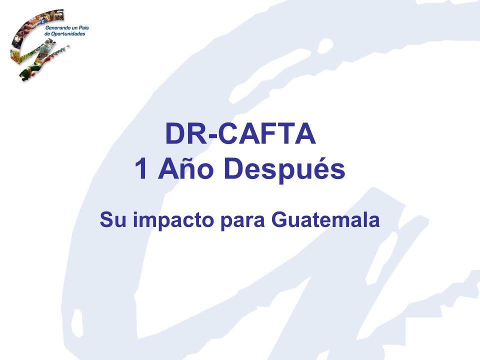 Su impacto para Guatemala