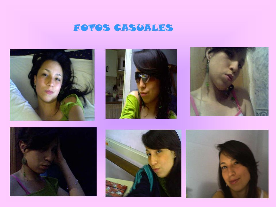 FOTOS CASUALES