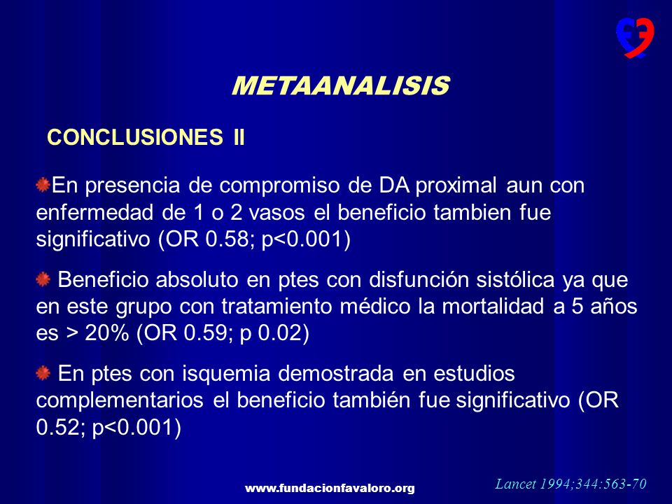 METAANALISIS CONCLUSIONES II