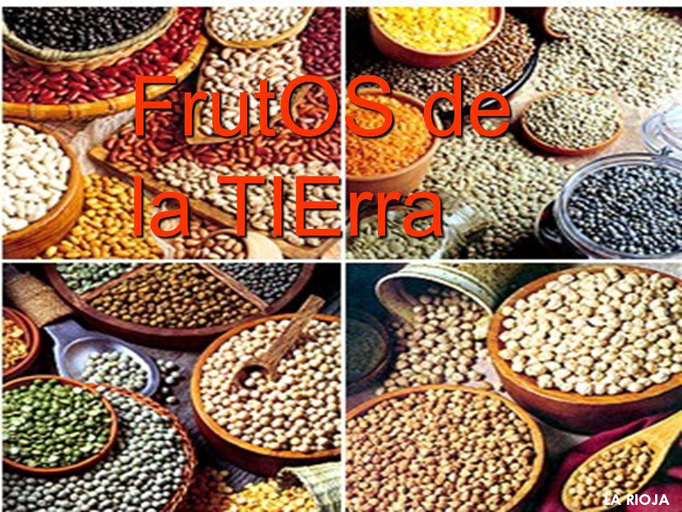 FrutOS de la TIErra LA RIOJA