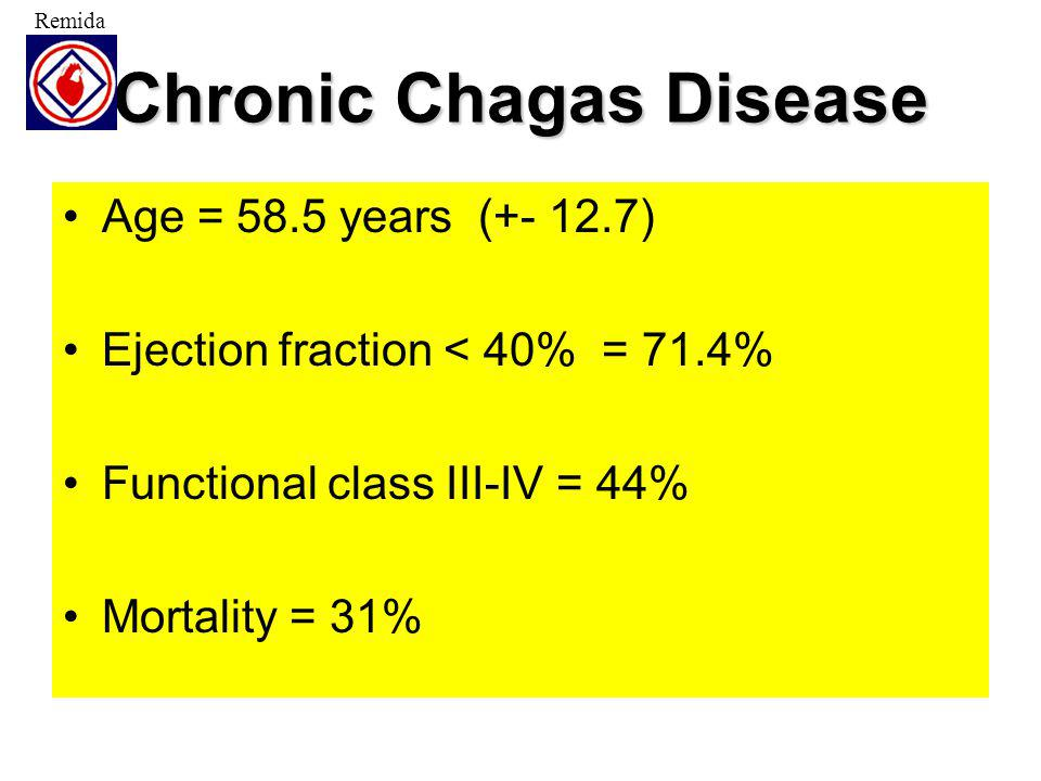 Chronic Chagas Disease