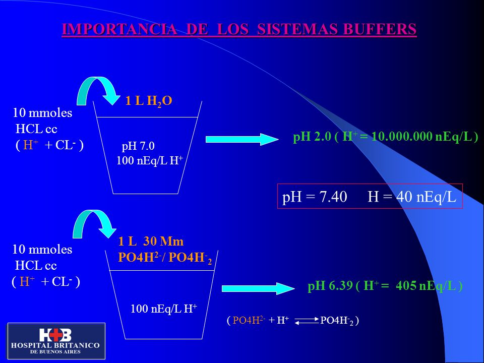 IMPORTANCIA DE LOS SISTEMAS BUFFERS