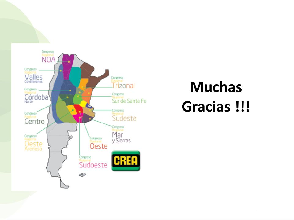 Muchas Gracias !!!