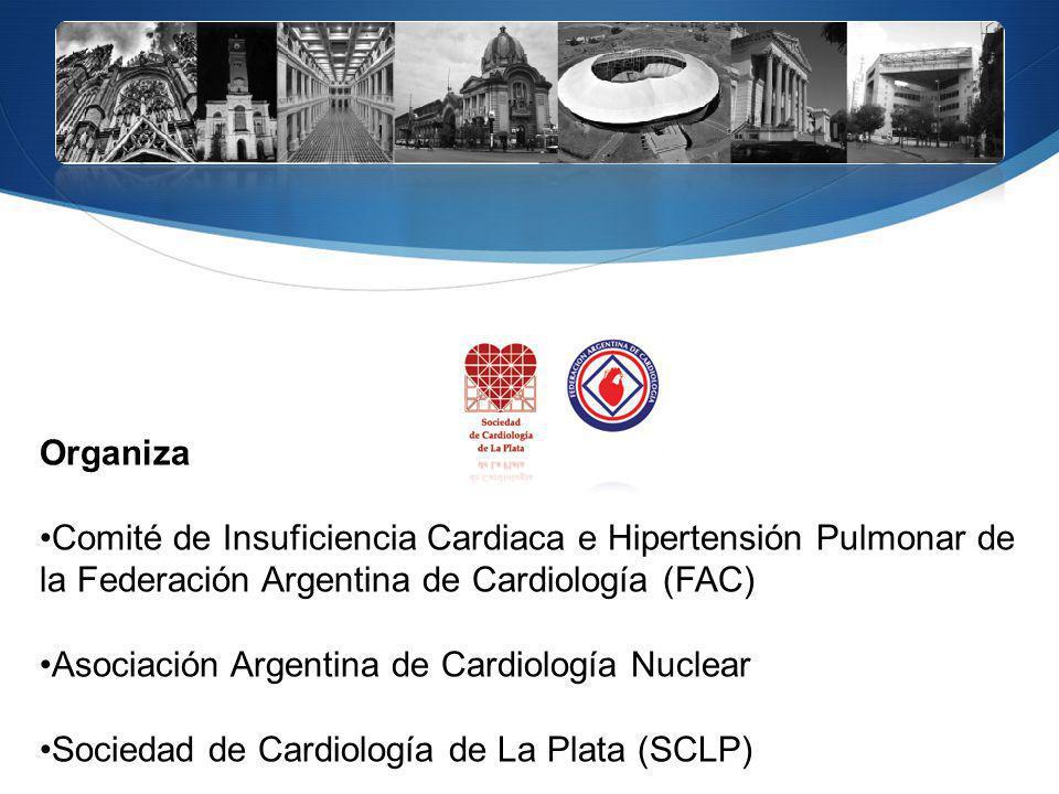 Organiza Comité de Insuficiencia Cardiaca e Hipertensión Pulmonar de la Federación Argentina de Cardiología (FAC)