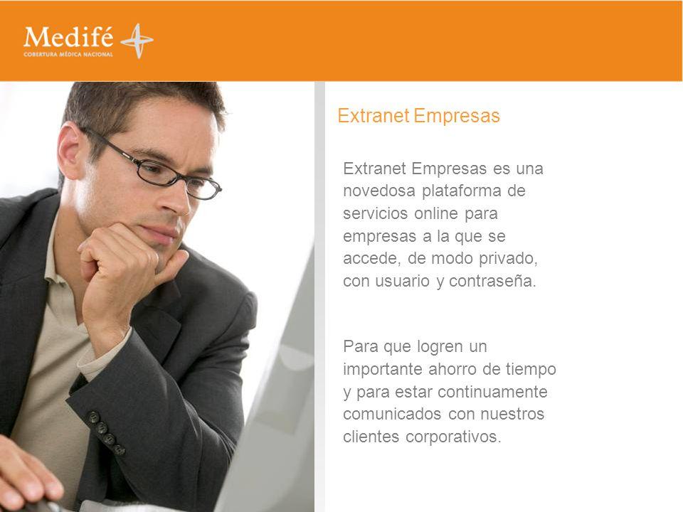 Extranet Empresas