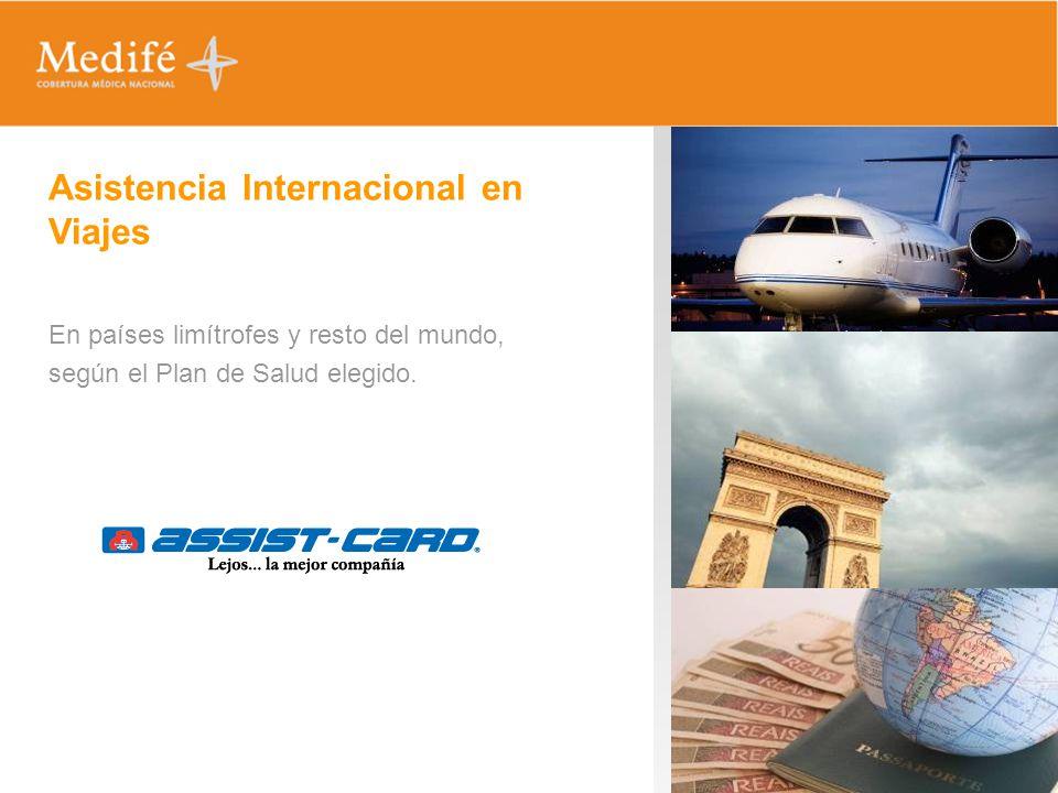 Asistencia Internacional en Viajes