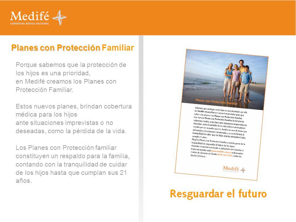 Planes con Protección Familiar