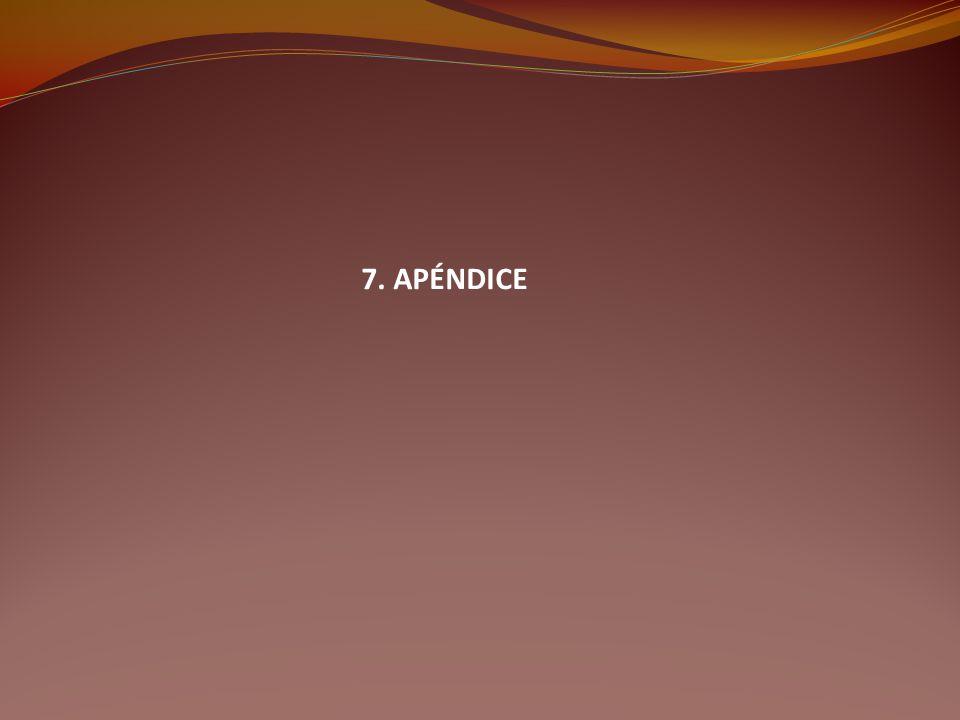 7. APÉNDICE