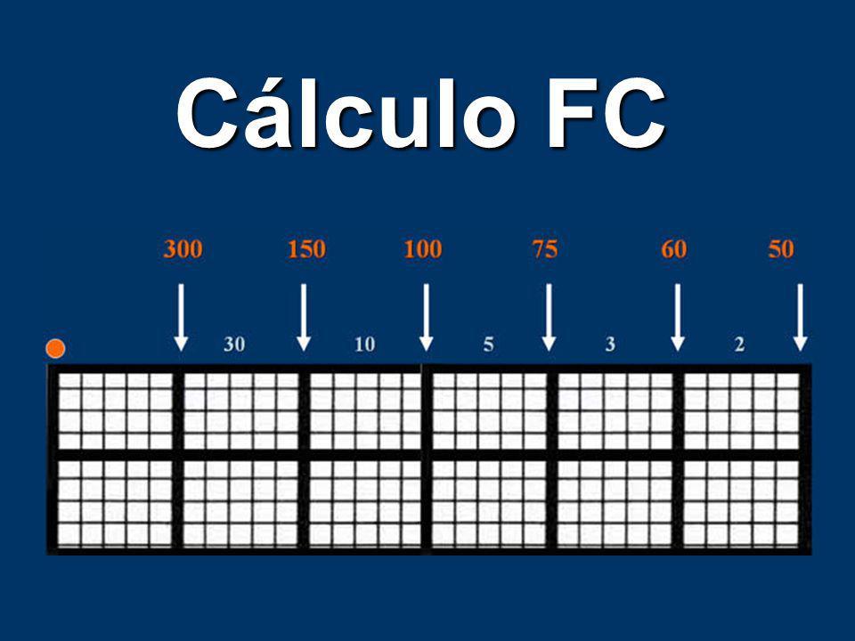 Cálculo FC