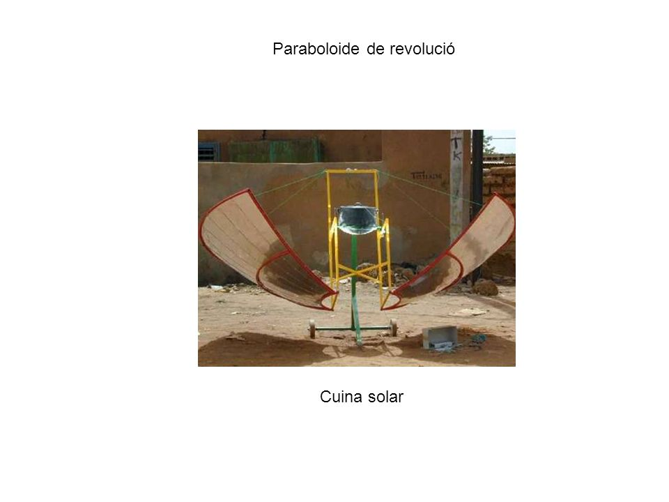 Paraboloide de revolució