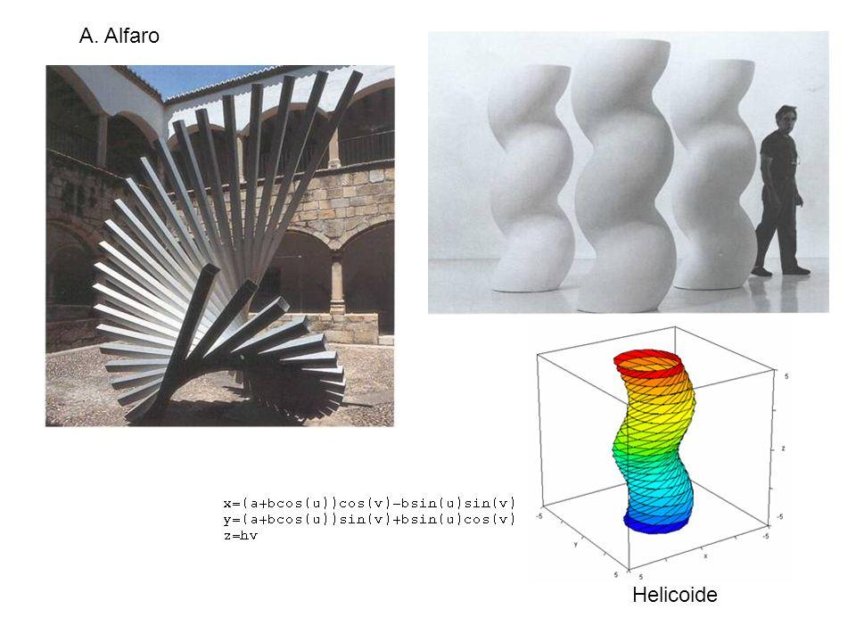 A. Alfaro Helicoide