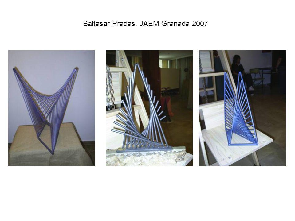 Baltasar Pradas. JAEM Granada 2007