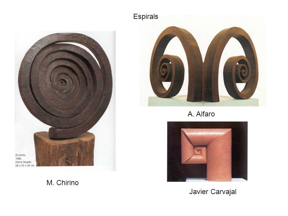 Espirals A. Alfaro M. Chirino Javier Carvajal