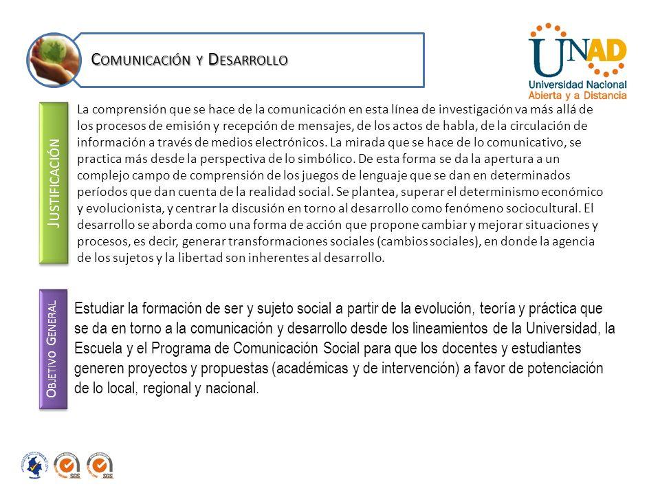 Comunicación y Desarrollo