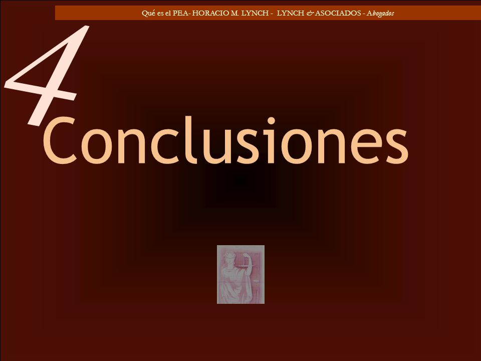 4 Conclusiones