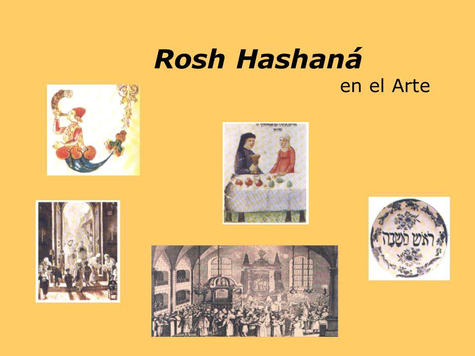 Rosh Hashaná en el Arte