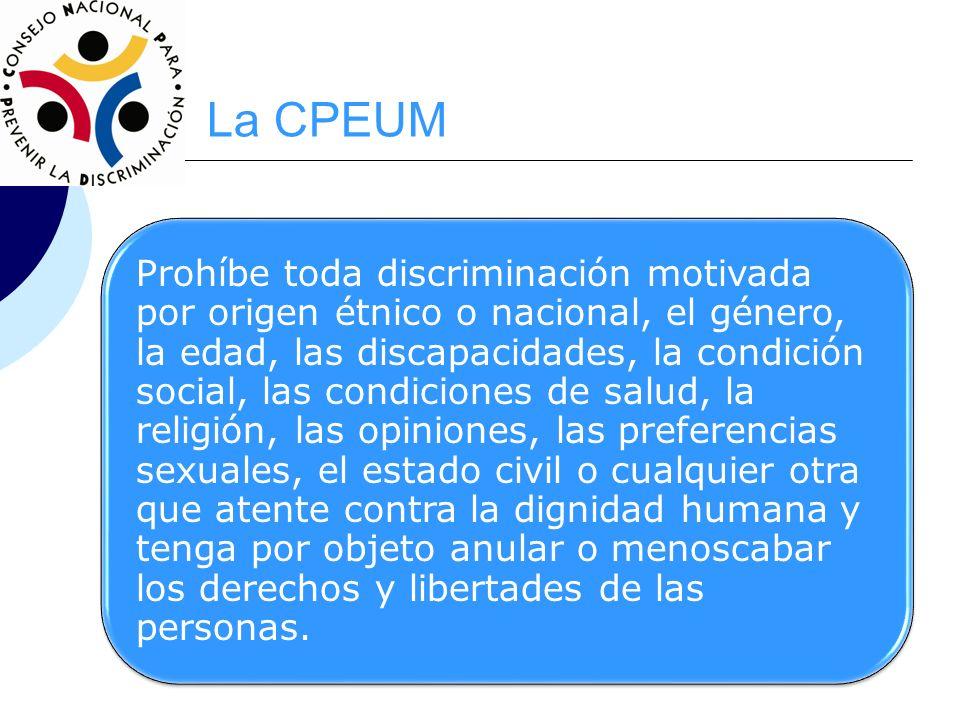 La CPEUM