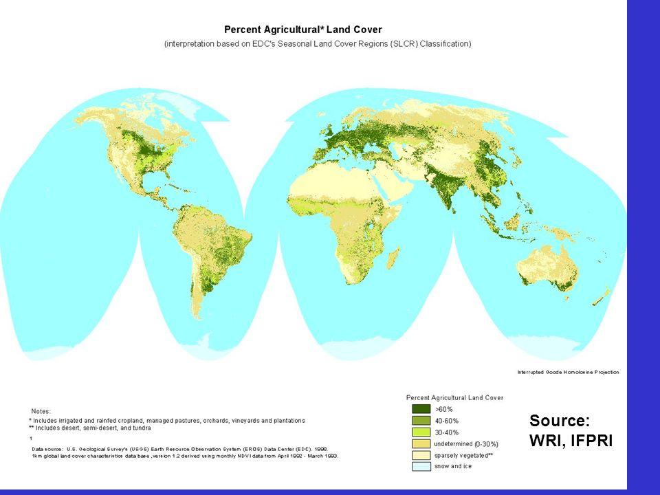 Source: WRI, IFPRI