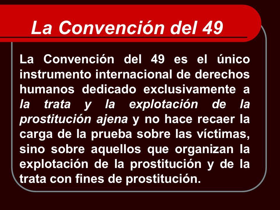 La Convención del 49