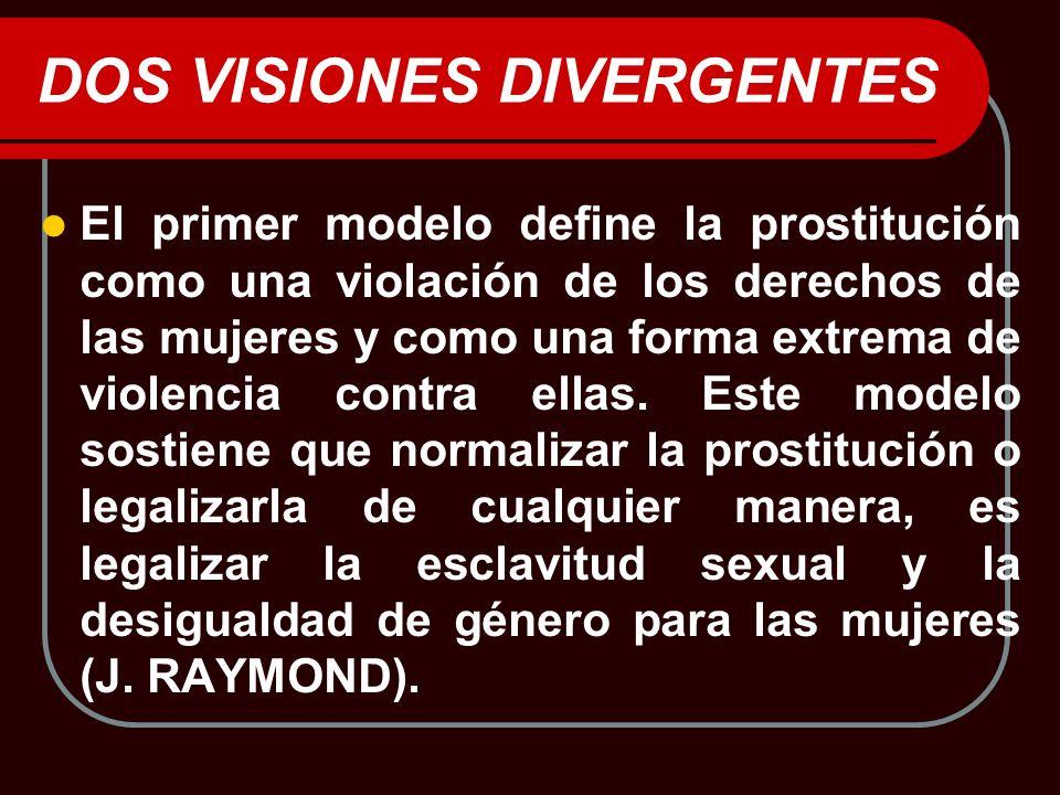 DOS VISIONES DIVERGENTES