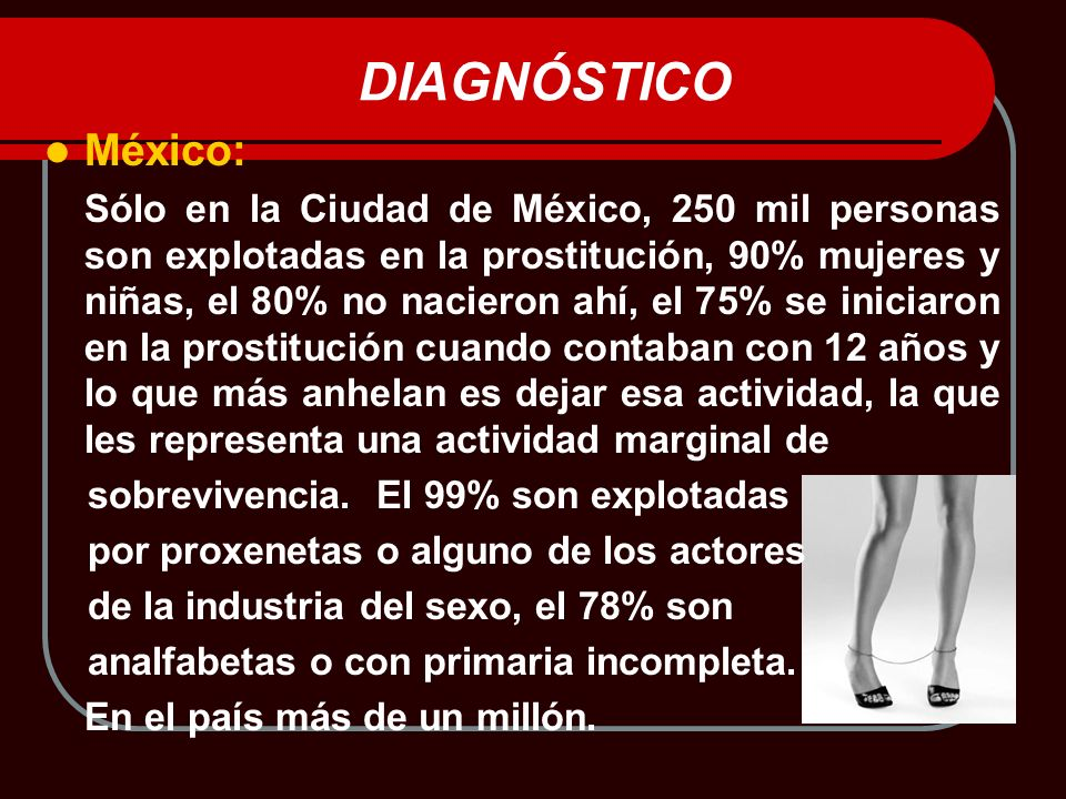 DIAGNÓSTICO México: