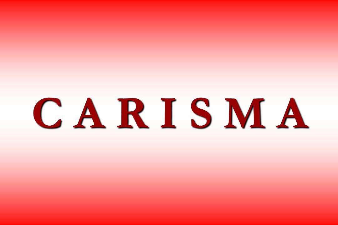 C A R I S M A 4- Estudio CARISMA